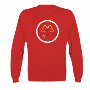 Kid's sweatshirt Libra