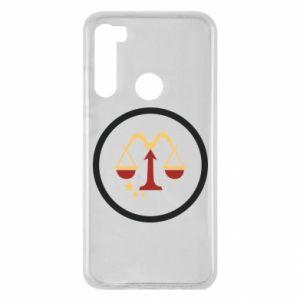 Xiaomi Redmi Note 8 Case Libra