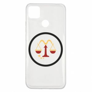 Xiaomi Redmi 9c Case Libra