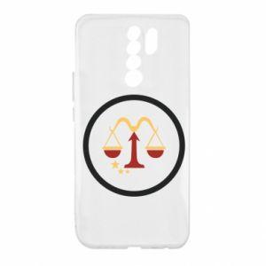 Xiaomi Redmi 9 Case Libra