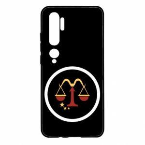 Xiaomi Mi Note 10 Case Libra
