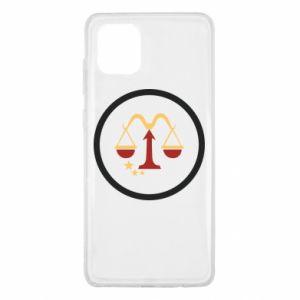 Samsung Note 10 Lite Case Libra