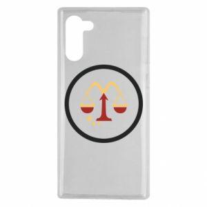Samsung Note 10 Case Libra