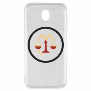 Samsung J7 2017 Case Libra