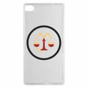 Huawei P8 Case Libra