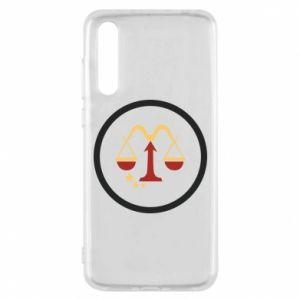 Huawei P20 Pro Case Libra