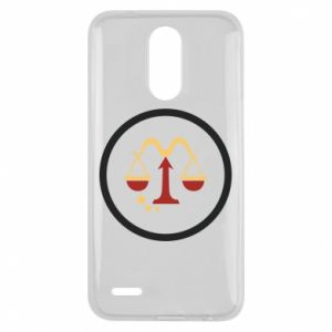 Lg K10 2017 Case Libra