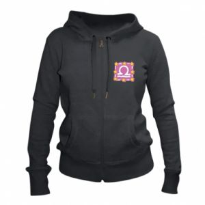 Women's zip up hoodies Wagi - PrintSalon