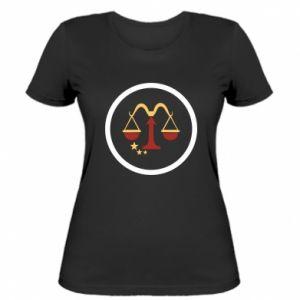 Damska koszulka Wagi - PrintSalon