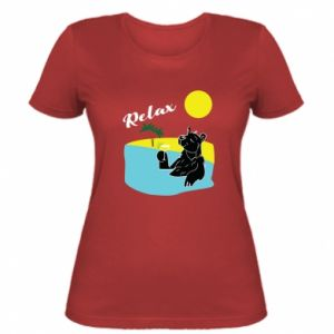 Women's t-shirt Sea holiday