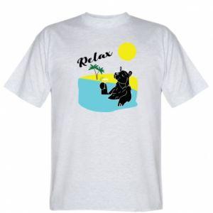 T-shirt Sea holiday