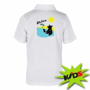 Children's Polo shirts Sea holiday