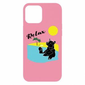Etui na iPhone 12 Pro Max Wakacje nad morzem