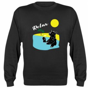 Bluza (raglan) Wakacje nad morzem - PrintSalon