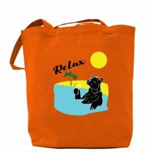 Bag Sea holiday