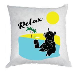 Pillow Sea holiday