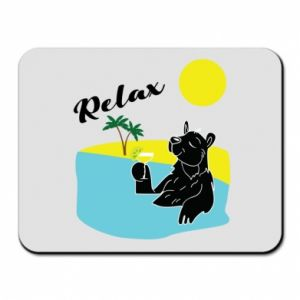 Mouse pad Sea holiday