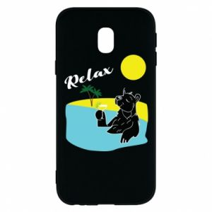 Phone case for Samsung J3 2017 Sea holiday