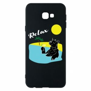 Phone case for Samsung J4 Plus 2018 Sea holiday