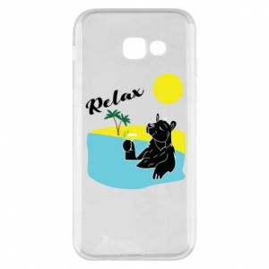 Phone case for Samsung A5 2017 Sea holiday