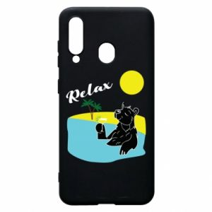 Phone case for Samsung A60 Sea holiday