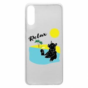 Phone case for Samsung A70 Sea holiday