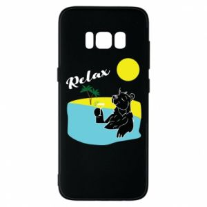 Phone case for Samsung S8 Sea holiday