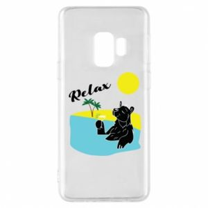 Phone case for Samsung S9 Sea holiday
