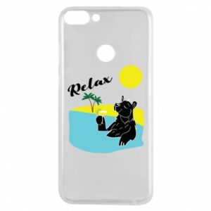 Phone case for Huawei P Smart Sea holiday