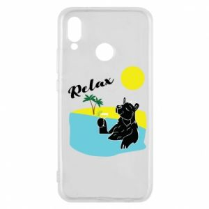 Phone case for Huawei P20 Lite Sea holiday
