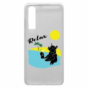 Phone case for Huawei P30 Sea holiday