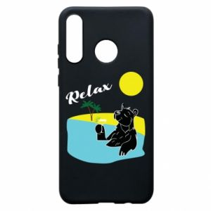 Phone case for Huawei P30 Lite Sea holiday