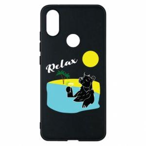 Phone case for Xiaomi Mi A2 Sea holiday