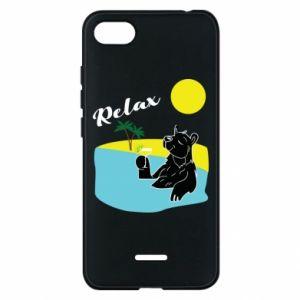 Phone case for Xiaomi Redmi 6A Sea holiday