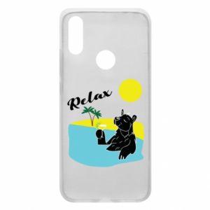 Phone case for Xiaomi Redmi 7 Sea holiday