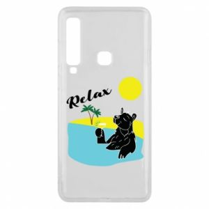 Phone case for Samsung A9 2018 Sea holiday