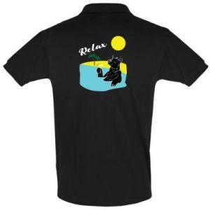 Koszulka Polo Wakacje nad morzem
