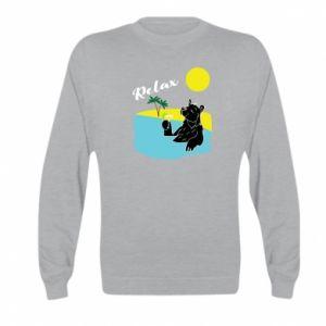 Bluza dziecięca Wakacje nad morzem