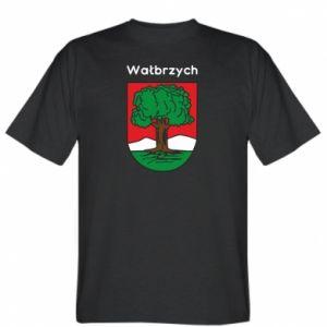 T-shirt Walbrzych. Emblem