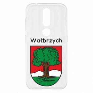 Etui na Nokia 4.2 Wałbrzych. Herb