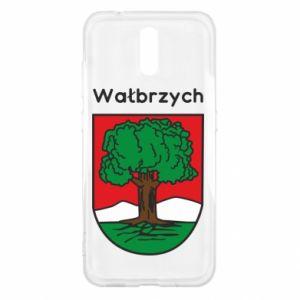 Etui na Nokia 2.3 Wałbrzych. Herb