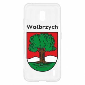 Etui na Nokia 2.2 Wałbrzych. Herb