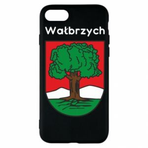 Etui na iPhone SE 2020 Wałbrzych. Herb
