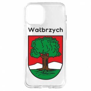 Etui na iPhone 12 Mini Wałbrzych. Herb