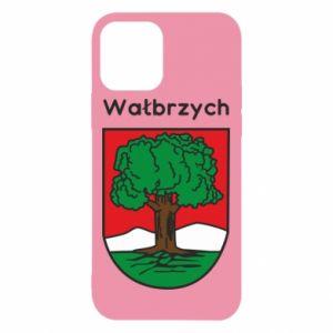 Etui na iPhone 12/12 Pro Wałbrzych. Herb