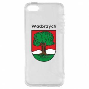 Etui na iPhone 5/5S/SE Wałbrzych. Herb