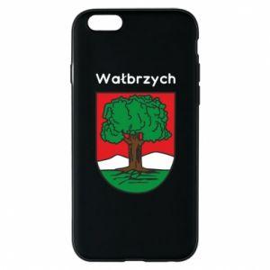 Etui na iPhone 6/6S Wałbrzych. Herb