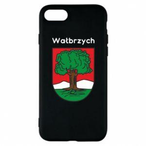 Etui na iPhone 7 Wałbrzych. Herb