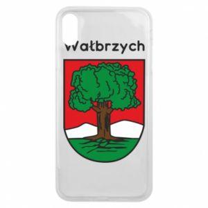 Etui na iPhone Xs Max Wałbrzych. Herb