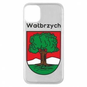 Etui na iPhone 11 Pro Wałbrzych. Herb